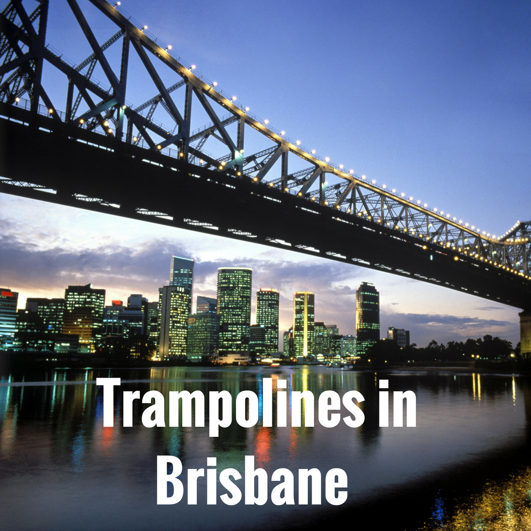Trampolines For Queensland With Cheaper Delivery