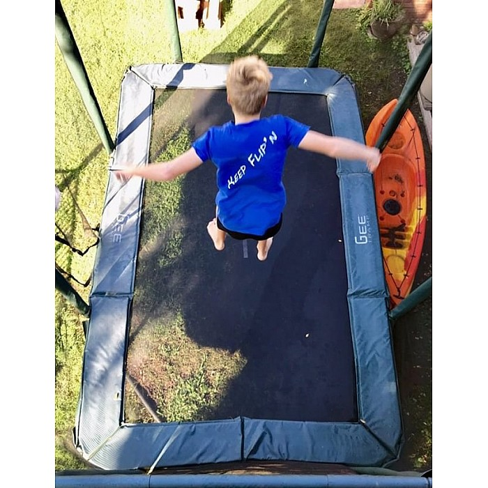 Best Trampolines For Small Backyard And Garden Space
