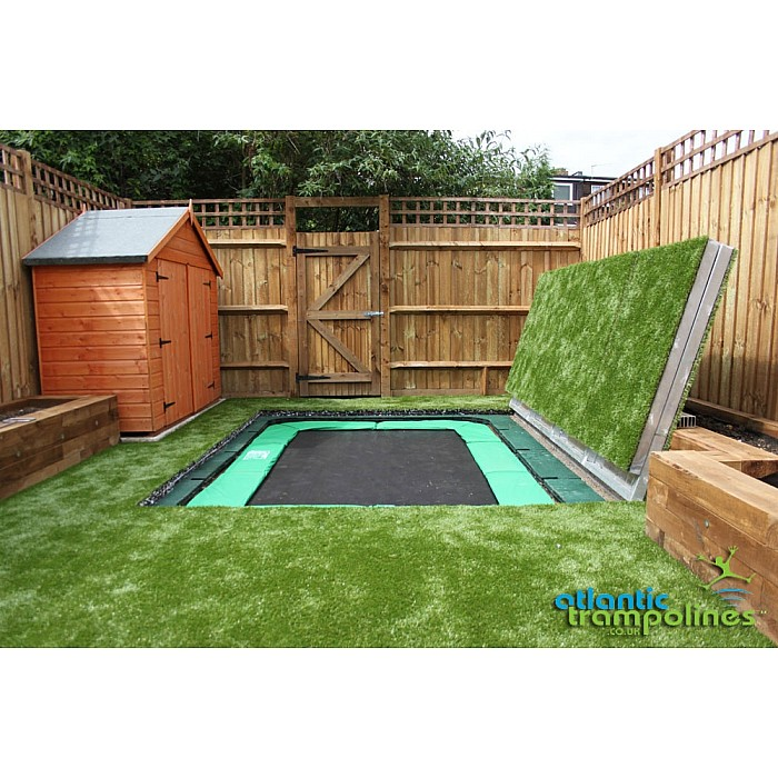 in ground trampoline installation trampoline web and warehouse. Black Bedroom Furniture Sets. Home Design Ideas