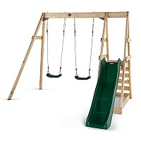 Plum® Tamarin Wooden Swing Set