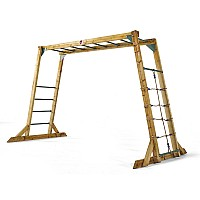 Plum® Wooden Monkey Bars