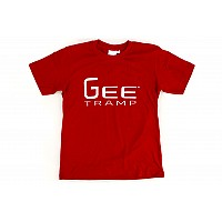 GeeTramp Keep Flipn T-Shirt - Red