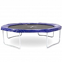 GeeTramp Curve 10ft Round Trampoline - In Ground