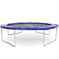GeeTramp Curve 12ft Round Trampoline - In Ground