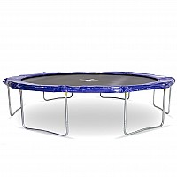 GeeTramp Curve 14ft Round Trampoline - In Ground