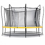 Vuly 14ft (Extra Large) Lift 2 Round Trampoline
