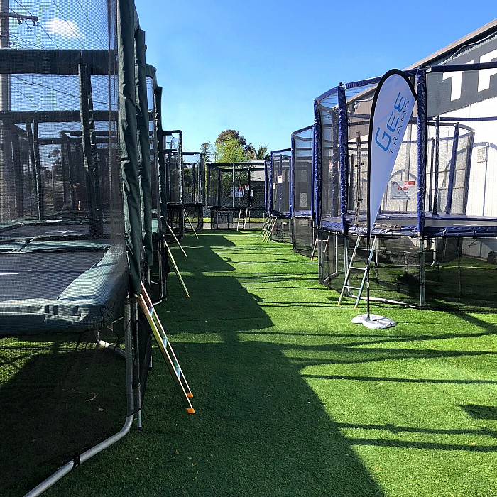 A Rectangle Trampoline Buyers Guide (with Videos Of Kids