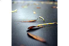 How to make a leaf catcher for your trampoline
