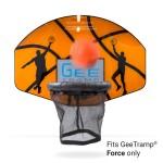 GeeTramp Force Basketball Set
