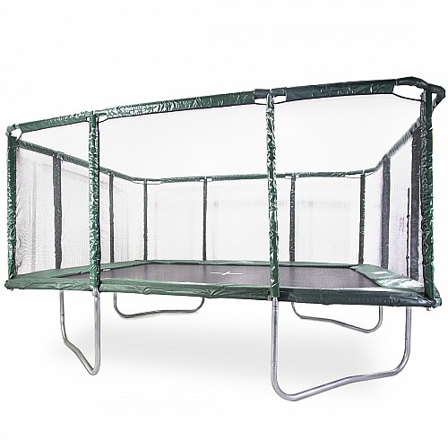 GeeTramp Force 14x16ft Rectangle Trampoline - Standard