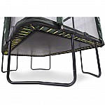 GeeTramp Force 9x14ft Rectangle Trampoline - Black Edition - Standard