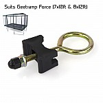GeeTramp Eye Bolt (60mm) Net Pole Clamp