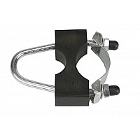 GeeTramp U Bolt (85mm) Net Pole Clamp - Set of 16
