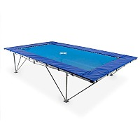 Mr Trampoline 10x17ft Olympic Elite Rectangle 2 String Trampoline