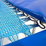 Mr Trampoline 10x17ft Olympic Elite Rectangle 2 String Trampoline