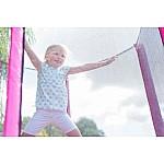Plum® 4.5ft Junior Trampoline - Pink