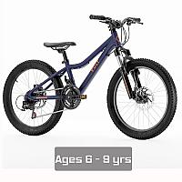 """Vuly 20"""" Kids Bike - Blue"""