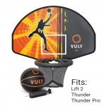 Vuly Trampoline Basketball Set