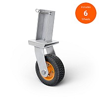 Vuly Lift 2/Thunder Trampoline Wheel Set - L/XL