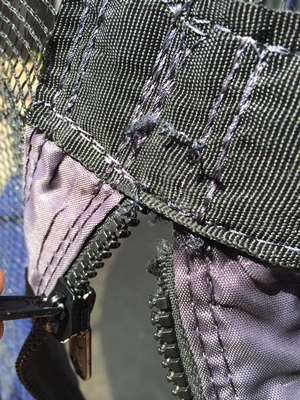 How to repair a trampoline net zipper solutioingenieria Image collections