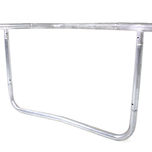 Rectangle Trampoline Frame Corner