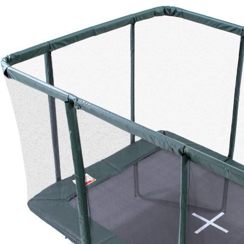 Trampoline Safety Net Weave
