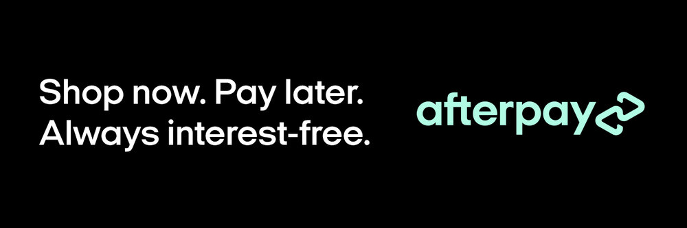 Afterpay. Shop Now Pay Later